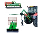 Příslušenství traktory