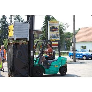 Základní školení. A-I.W2  Elektrické vozíky