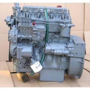 Oprava motoru PERKINS D3900
