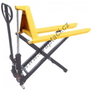 Ruční nůžkový vozík LEMA HLT10