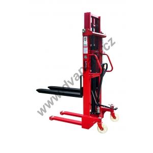 Ruční vysokozdvižný vozík LEMA PTM 1030
