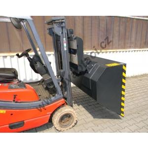 Hydraulická lopata PROFI SH 2-120 / 1200 litrů
