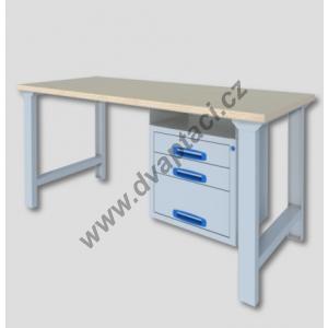 Pracovní stůl do dílny  SWS-2.1