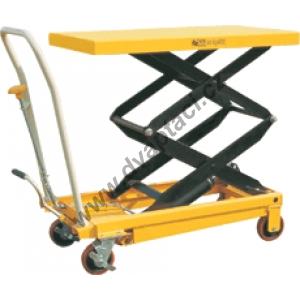 Hydraulický zvedací stůl TFD70, nosnost 700 kg