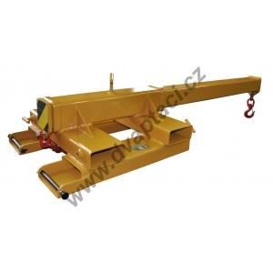 Jeřábové rameno TR 50/20 5000kg