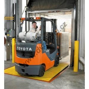 Vysokozdvižný vozík Toyota 8FGCU20