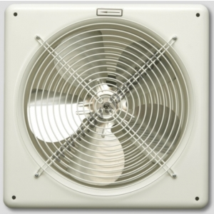 Nástěnný axiální ventilátor  WOO 20/30