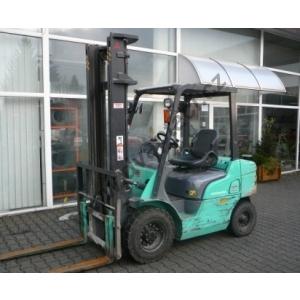 Servis vozíků MITSUBISHI