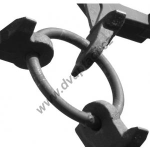 Náhradní ocelové oko