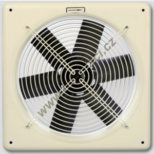 Nástěnný axiální ventilátor  WOO 30/30 B