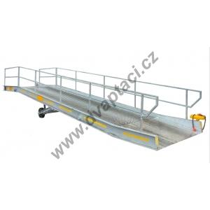 Nájezdová mobilní rampa MBH 070/7000kg