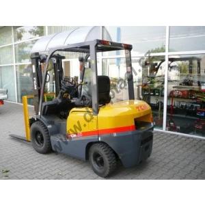 Servis vozíků TCM