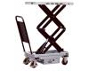 Elektrický mobilní zvedací stůl E80, nosnost 800 kg - zobrazit detail zboží