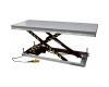Hydraulický zvedací stůl HV5, nosnost 500 kg, zdvih 1000 mm, rozměr 2000x800 mm - zobrazit detail zboží