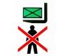 Štítek zákaz vstupu L - zobrazit detail zboží