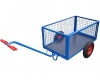 Dvoukolový plošinový vozík VO 1200x700 mm, nosnost 200 kg - zobrazit detail zboží