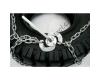 Řetěz sněhový 23x5 - zesílený
