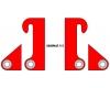 Lžíce HANOMAG - sada pro opravu závěsu - zobrazit detail zboží