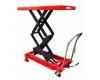 Hydraulický zvedací stůl LMFD70, nosnost 700 kg - zobrazit detail zboží