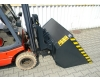 Hydraulická lopata PROFI SH 1-100 / 1000 litrů - zobrazit detail zboží