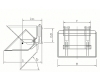 Hydraulická lopata PROFI SH 1-100 / 1000 litrů