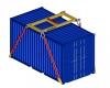 Jeřábový závěs lodních kontejnerů TPK-C - zobrazit detail zboží