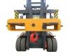 Závěsný hák 8000kg dvojitý - zobrazit detail zboží